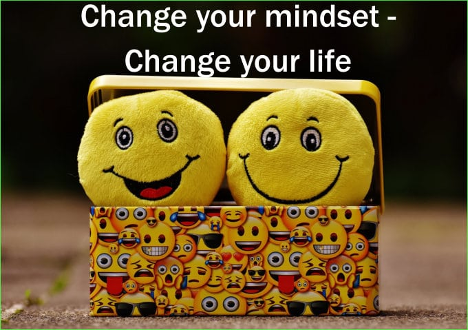 How to change your life around today